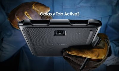 Samsung Galaxy Tab Active3 tablet ve S-Pen duyuruldu.